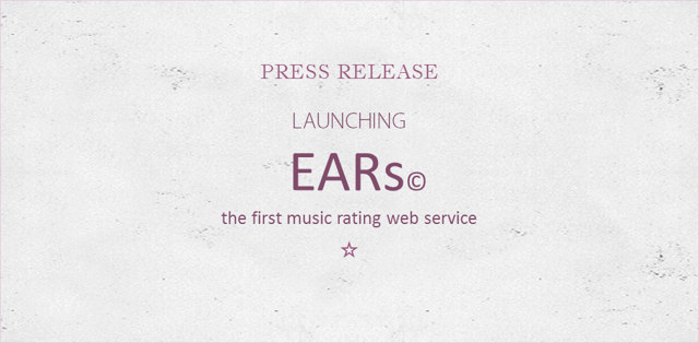 Press Release Banner - allmusicrating